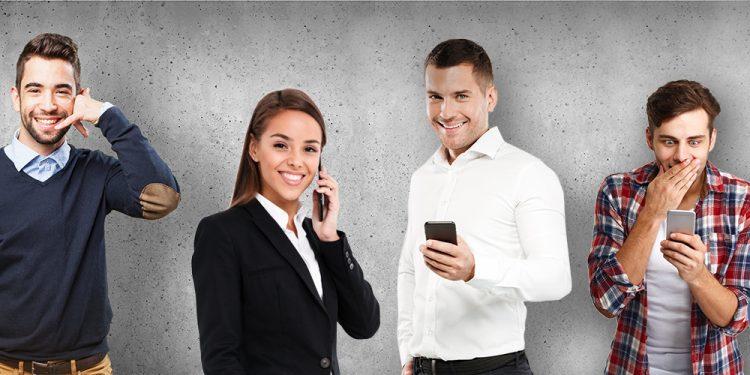 colloquio di lavoro al telefono