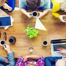 riunioni aziendali
