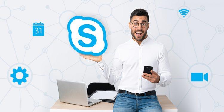 colloquio di lavoro su Skype