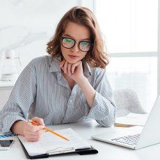 condurre un colloquio online