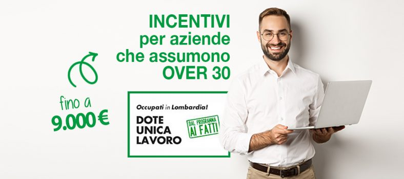 incentivi Dote Unica Lavoro 2021